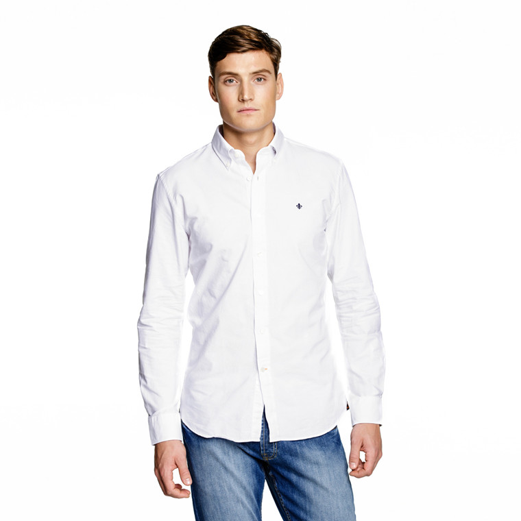 Morris Oxford Button Down Skjorte