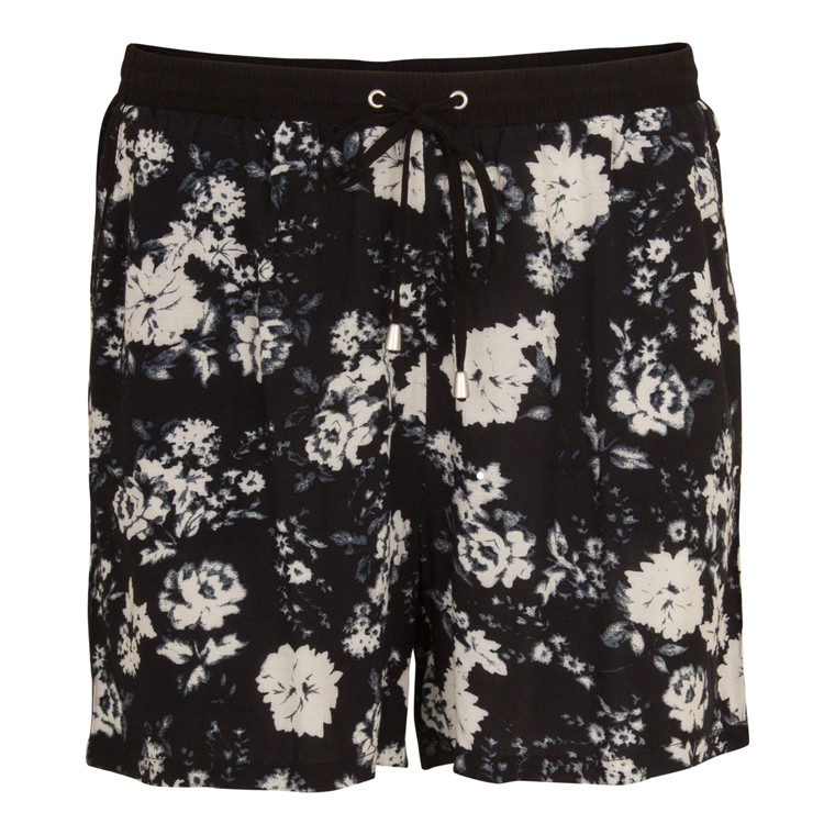 Rue De Femme Flower Hotpant Shorts