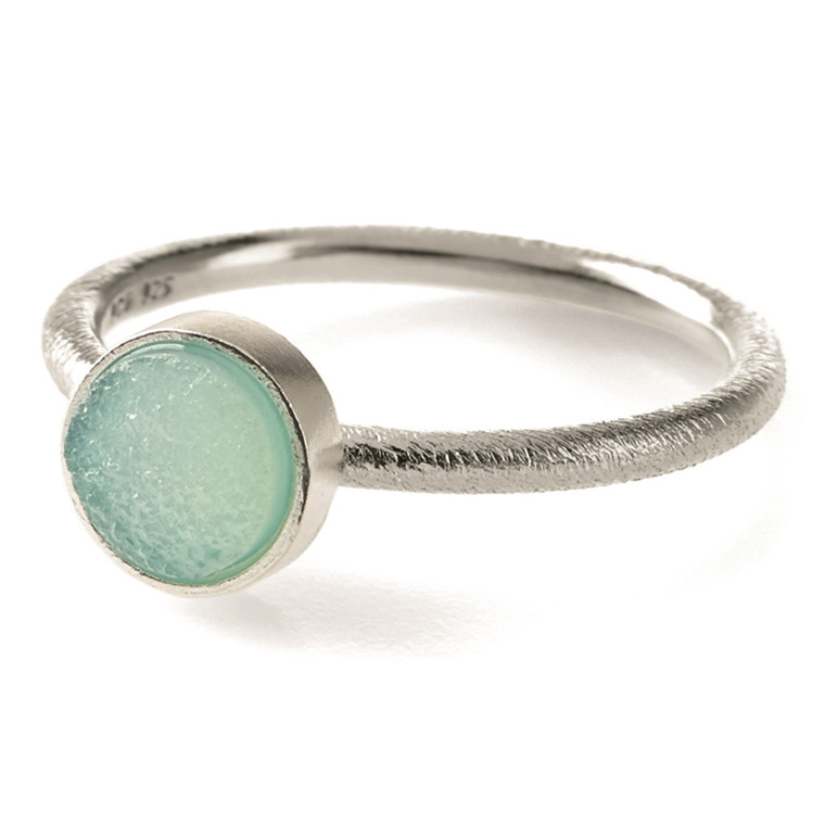Pernille Corydon Small Blue Lagoon Ring