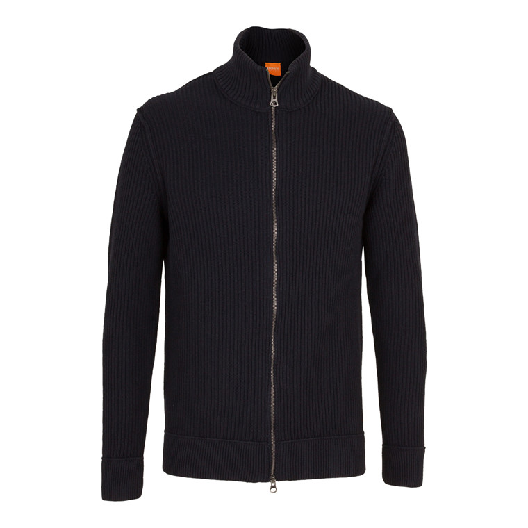 Boss Orange Kasnarem Zip Cardigan