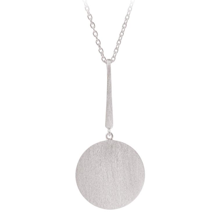 Pernille Corydon Long Coin Halskæde