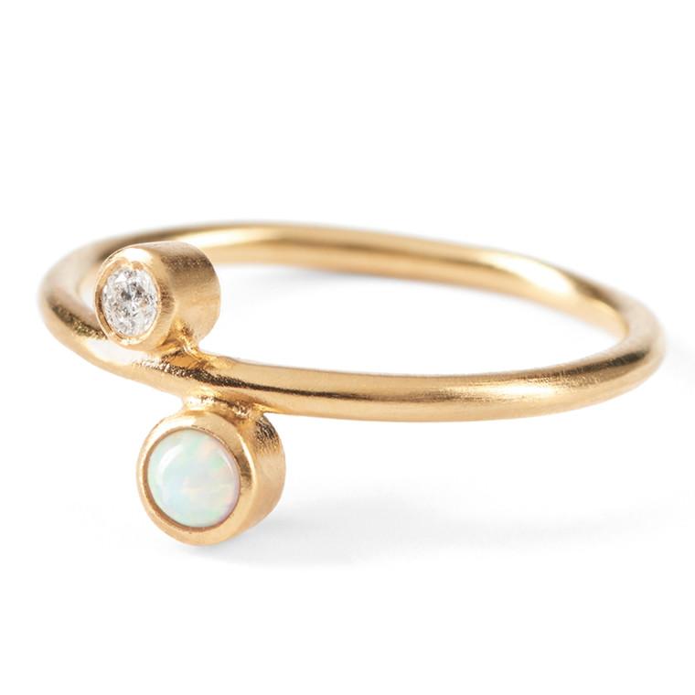Pernille Corydon Sirius Diamond Ring
