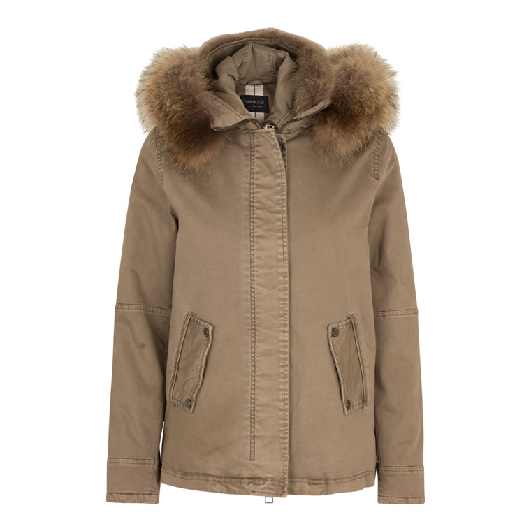 Oakwood Chiara Parka Coat