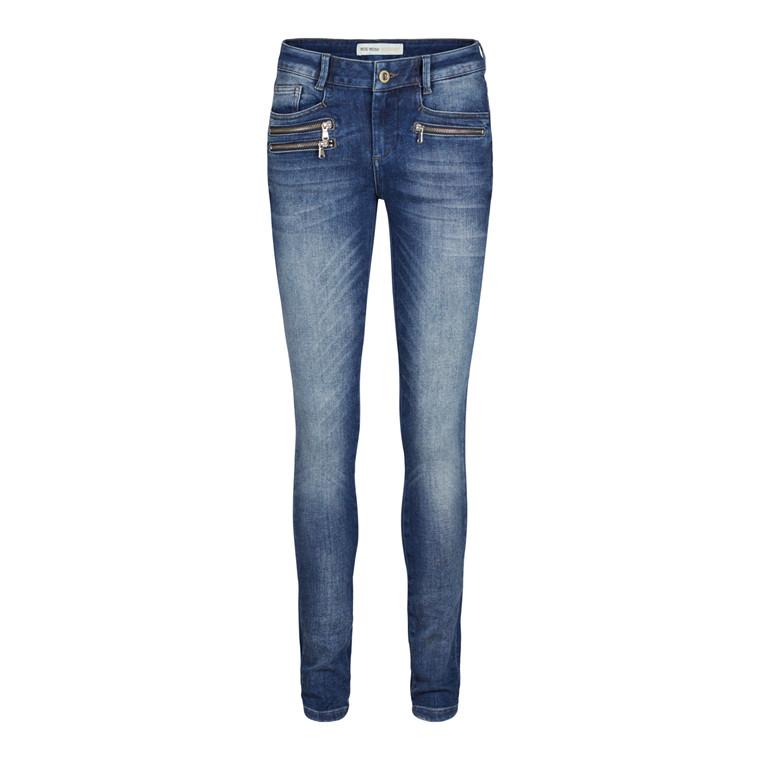 Mos Mosh Berlin Zip Life Jeans