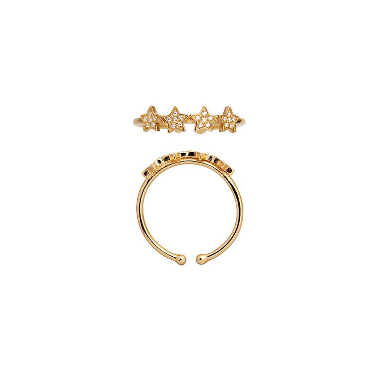 Stine A Vintage Stars Ring