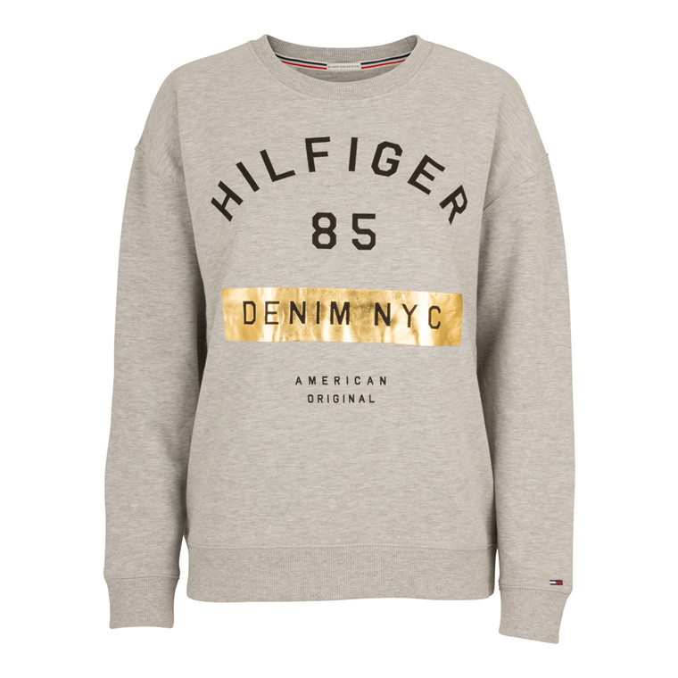 Hilfiger Denim Graphic Sweatshirt