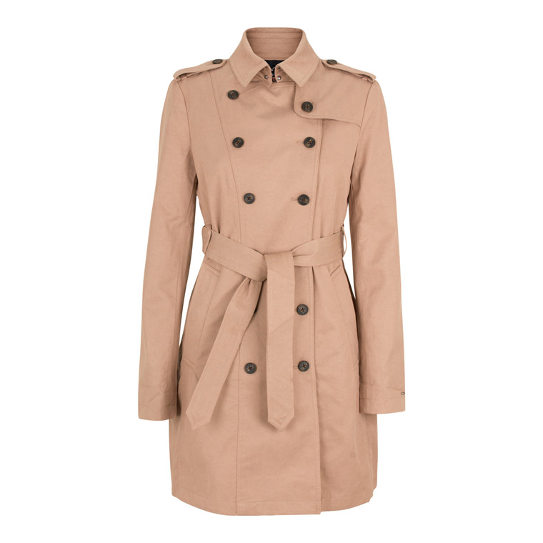 Hilfiger Denim Trench Frakke