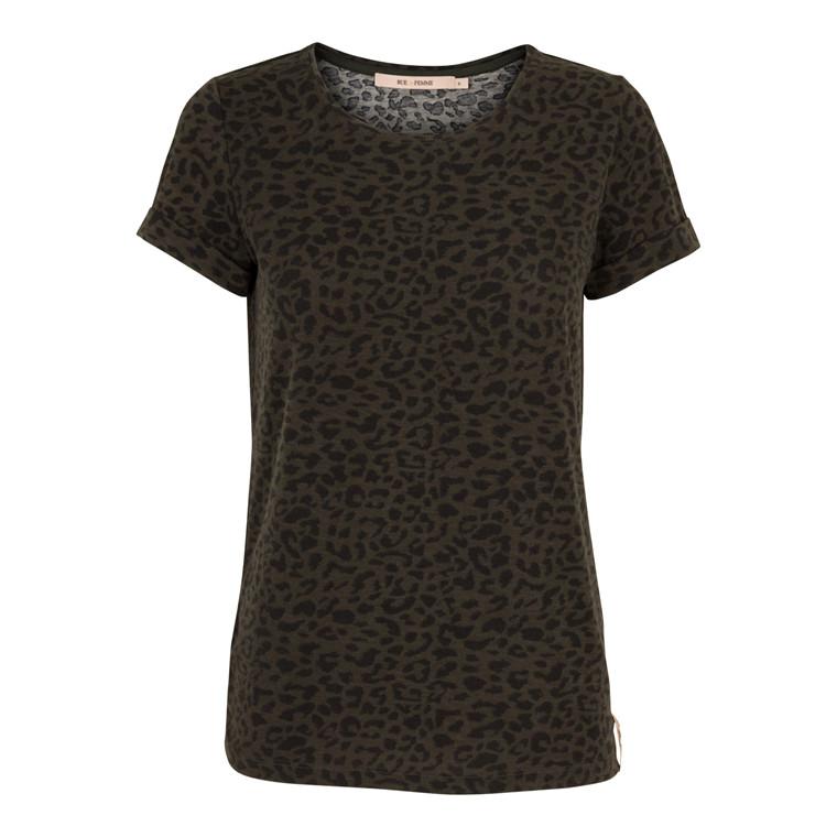 Rue De Femme Geapard T-shirt