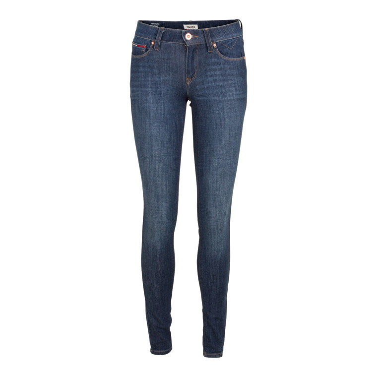 Hilfiger Denim Mid Rise Skinny Nor Jeans