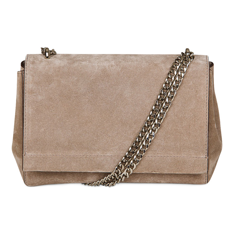 Decadent Small Clutch W. Double Chain
