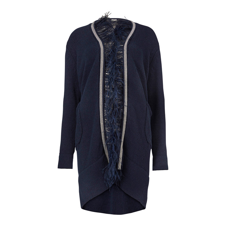 Gustav Long Cardigan