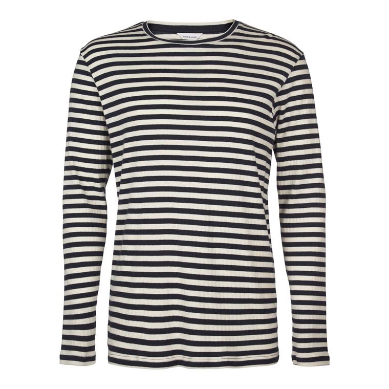 Samsøe Samsøe Baden Stripe Bluse