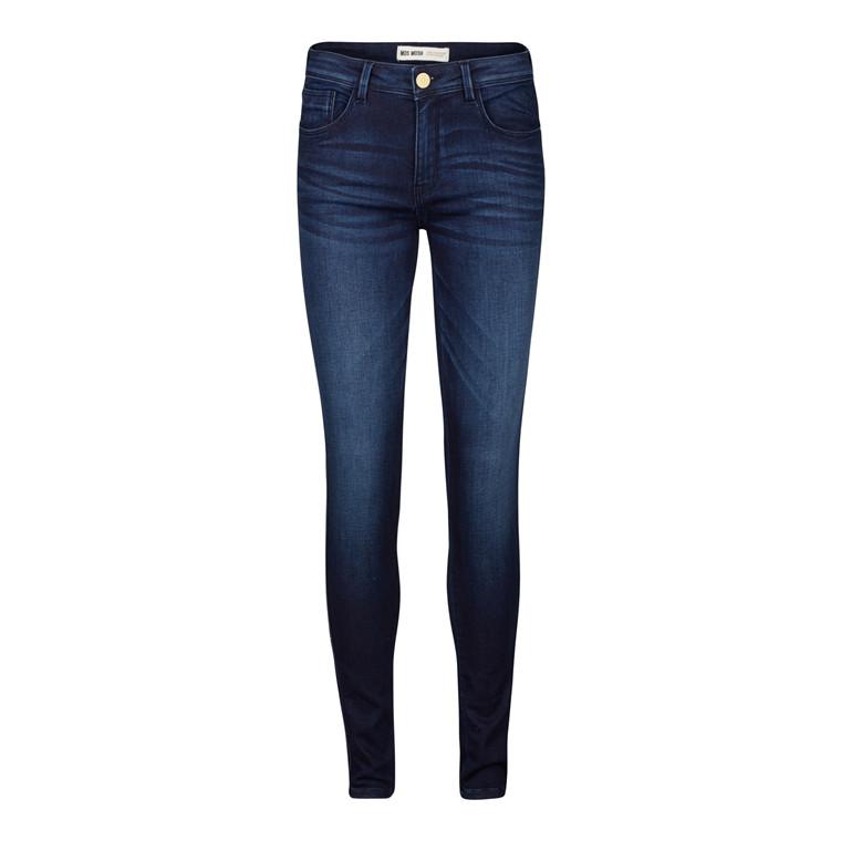 Mos Mosh Jade Blue Jeans
