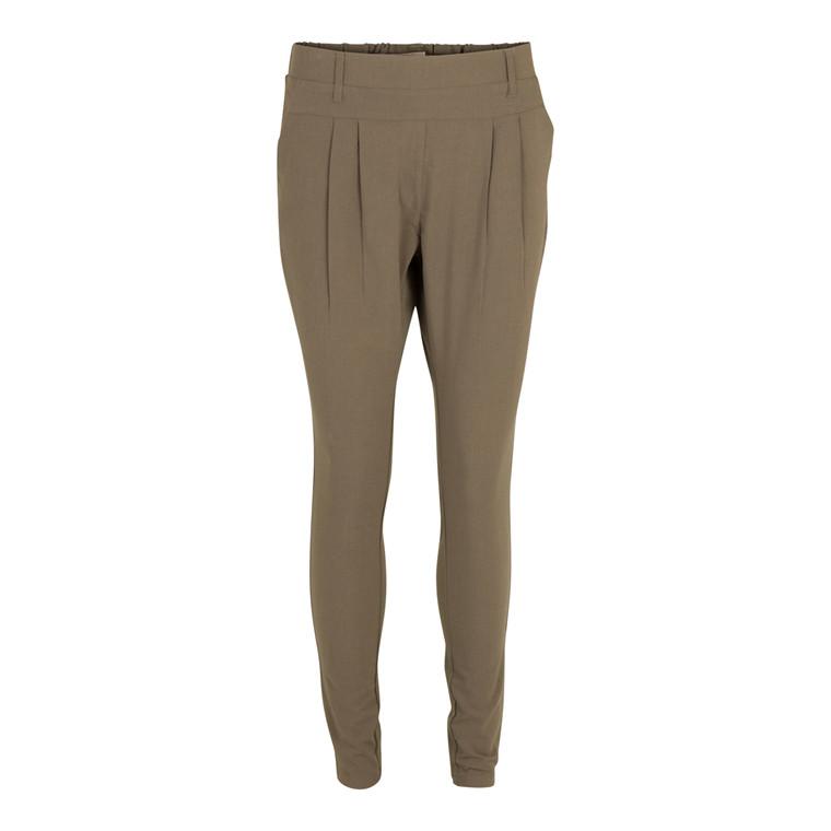 Plus Fine Olea Pleated Bukser