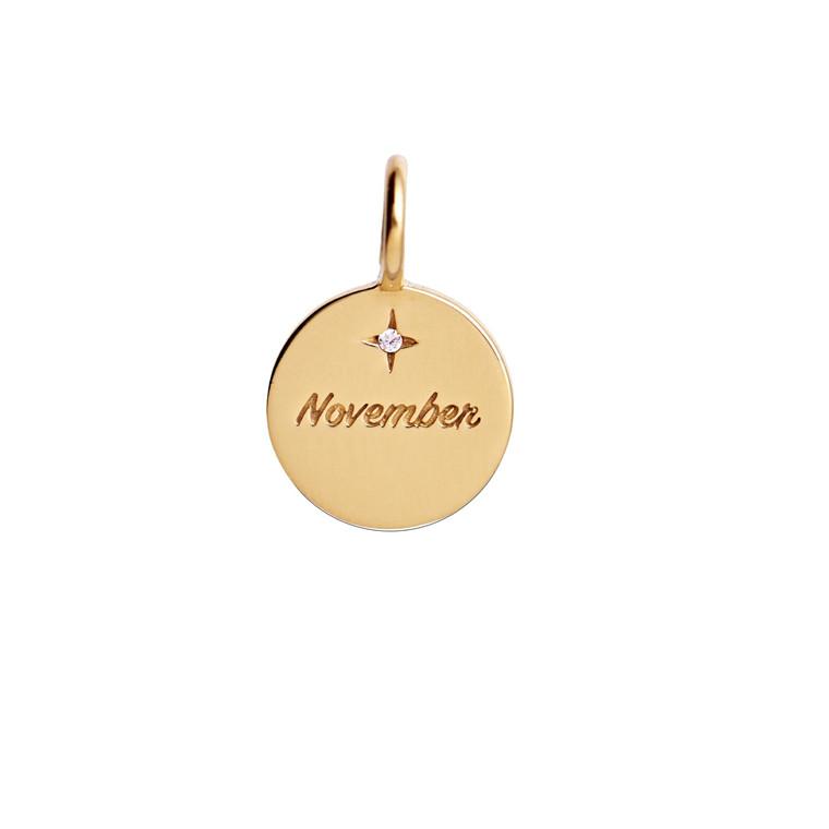 Stine A November Vedhæng