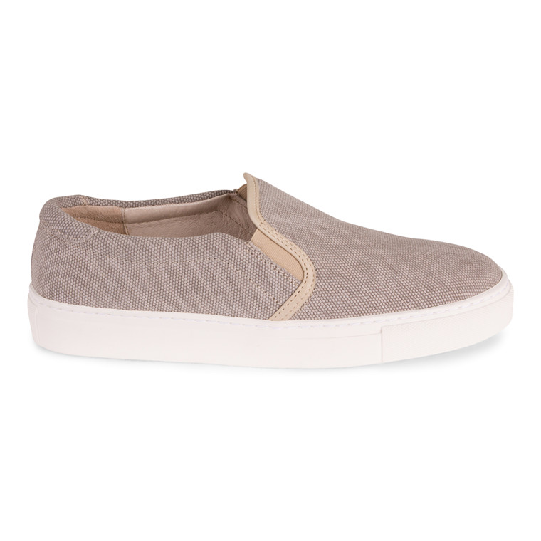 Gino Marcello Slip On Leather Sko