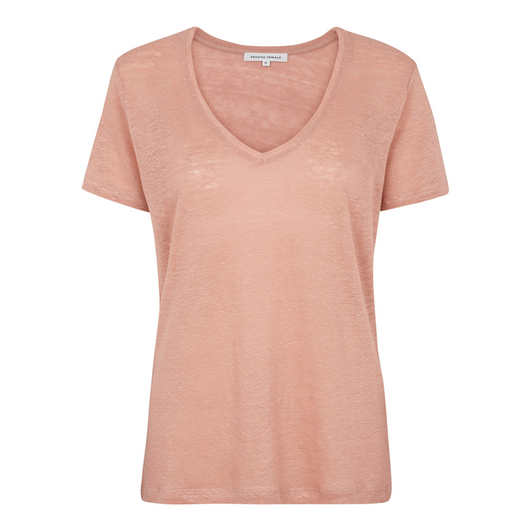 Second Female Peony T-shirt