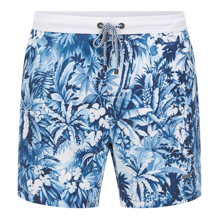 Hugo Boss Mandarinfish Badeshorts