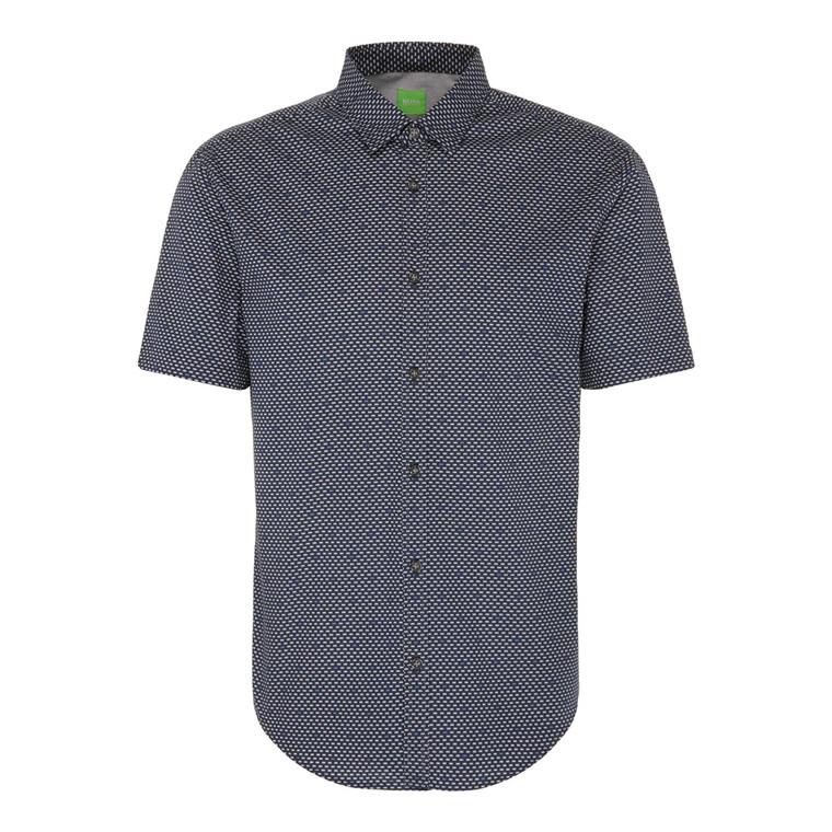 Boss Green C-Boccino Kortærmet Skjorte