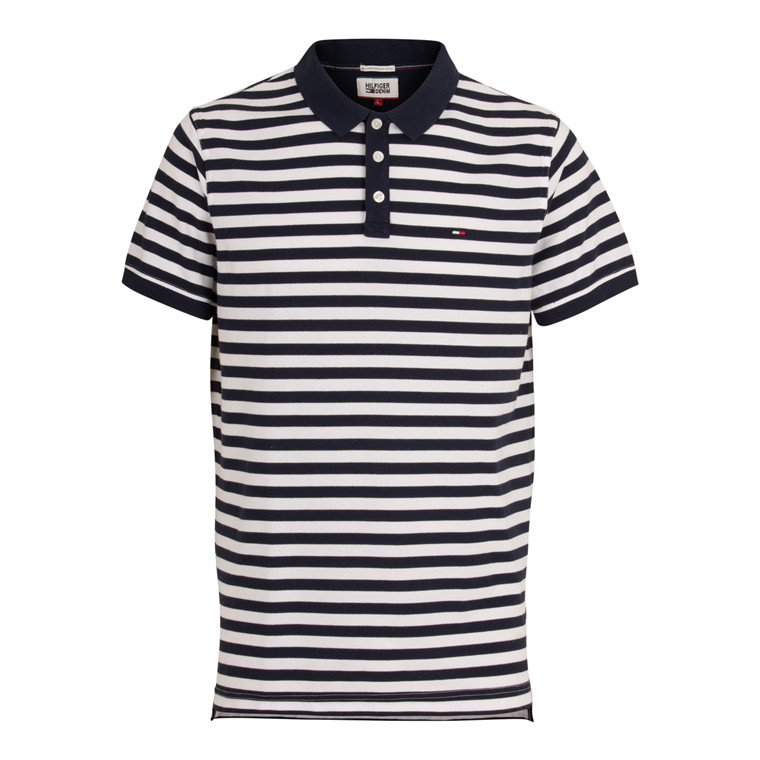 Hilfiger Denim Basic Stripe Polo