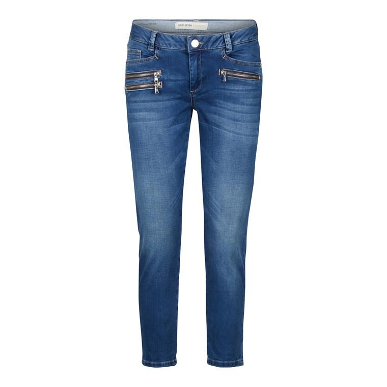 Mos Mosh Berlin Zip Sateen Jeans