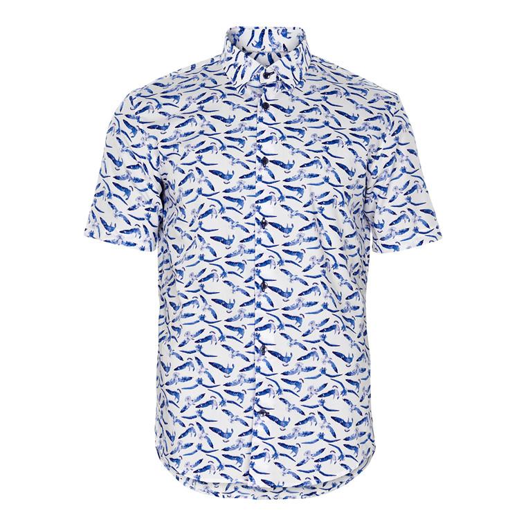 Matinique Allan Kortærmet Skjorte