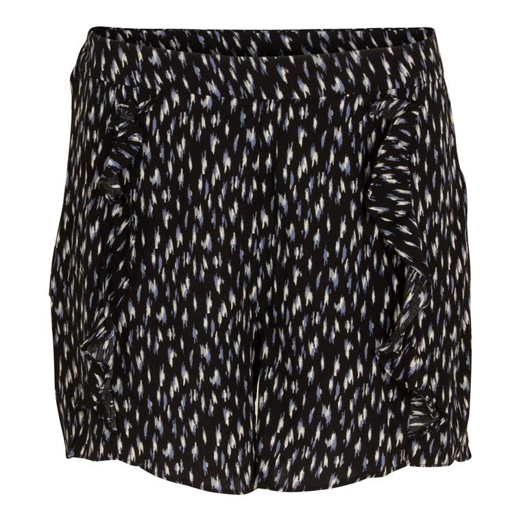 Rue De Femme Fringes Shorts