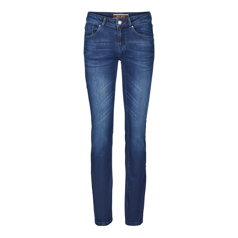 Mos Mosh Duffy Straight Jeans
