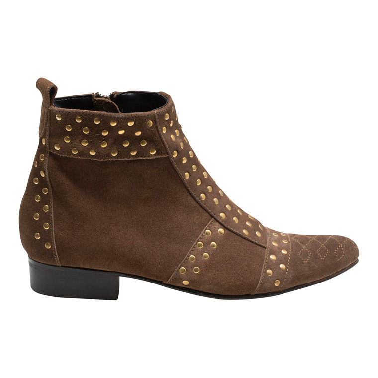 Plus Fine Jewel Boot