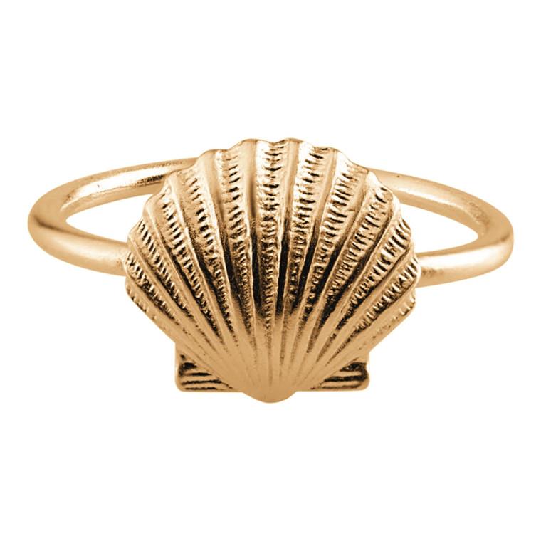 Pernille Corydon Seashell Ring