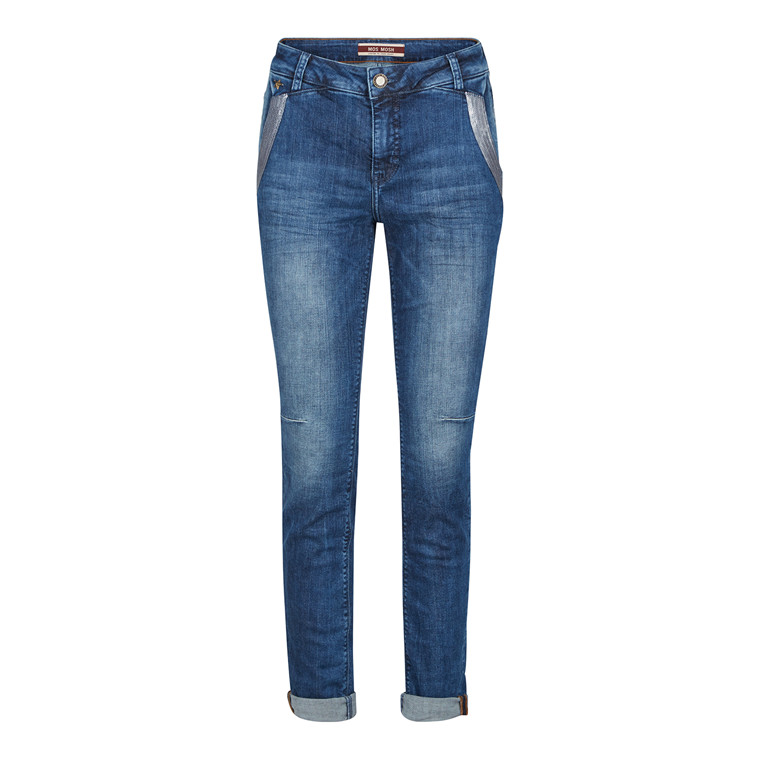 Mos Mosh Etta Glam Blue Jeans