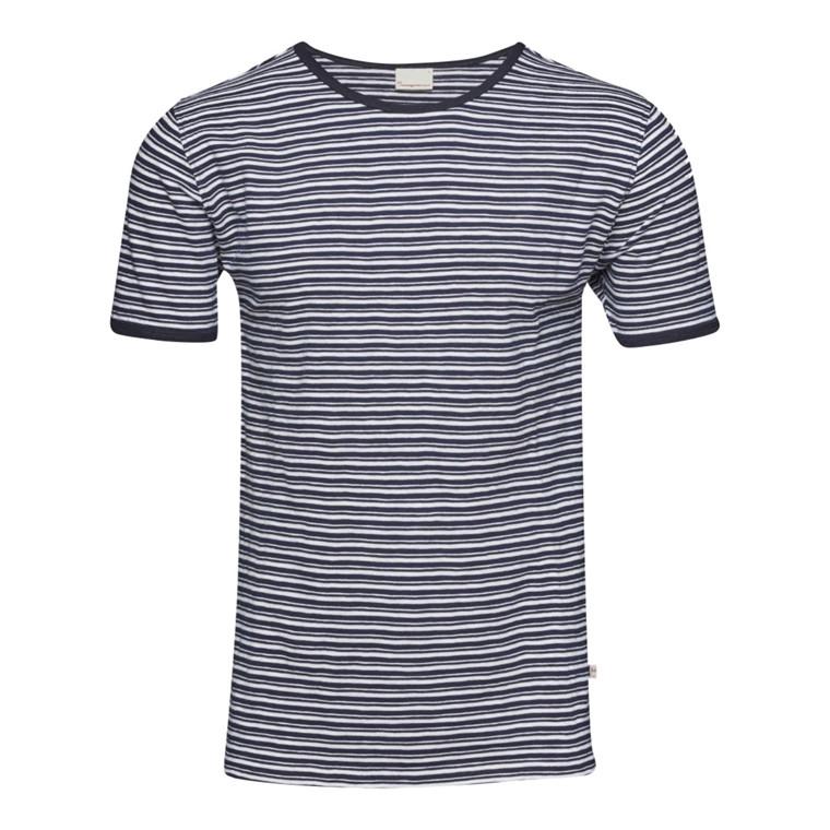Knowledge Cotton Slub Yarn T-shirt
