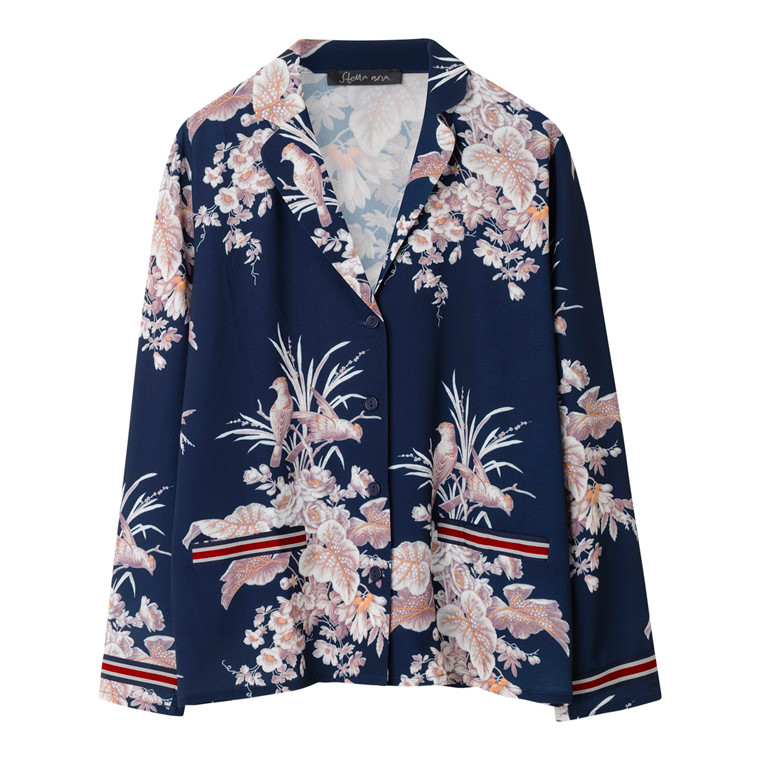 Stella Nova Flower Skjorte