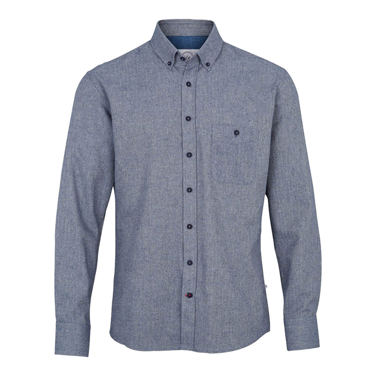 Kronstadt Dean Herringbone Skjorte