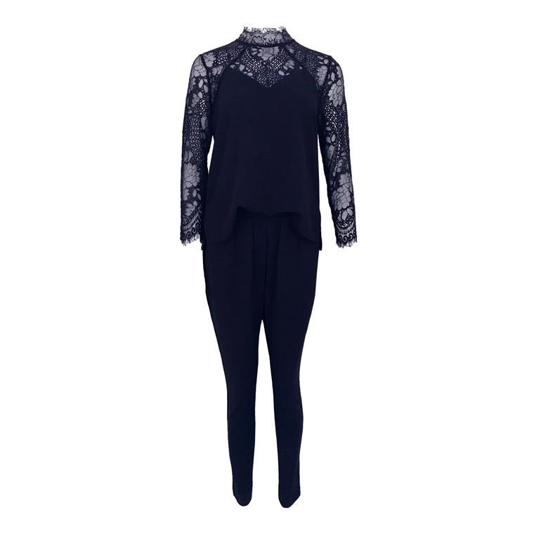 Neo Noir Tonic Lace Buksedragt