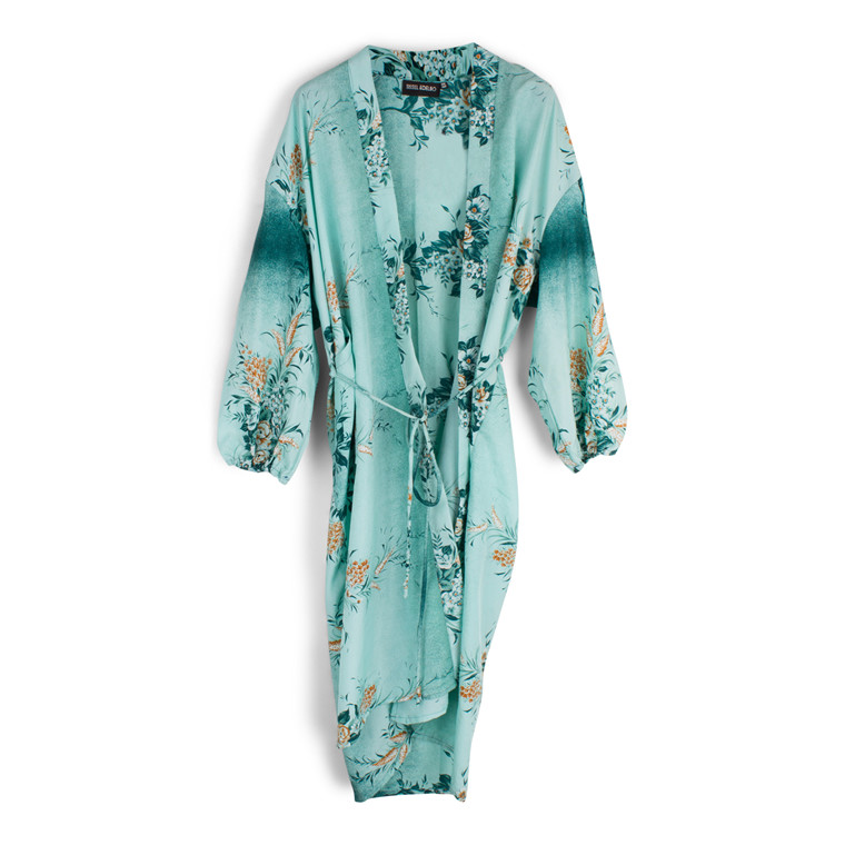 Sissel Edelbo Morning Glory Long Pocket Kimono