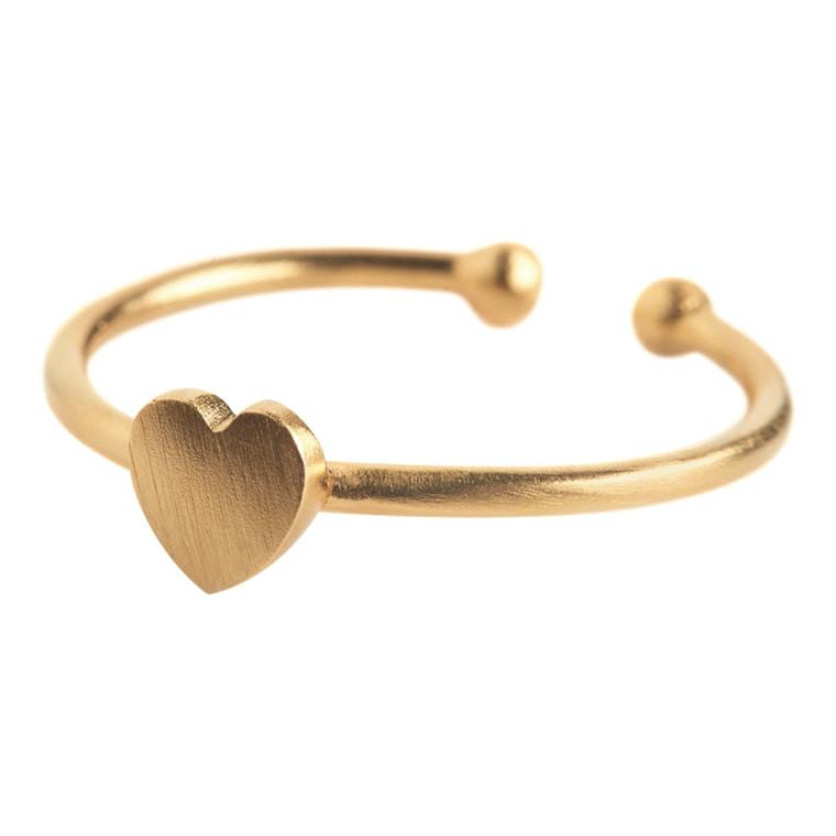 Pernille Corydon Heart Ring