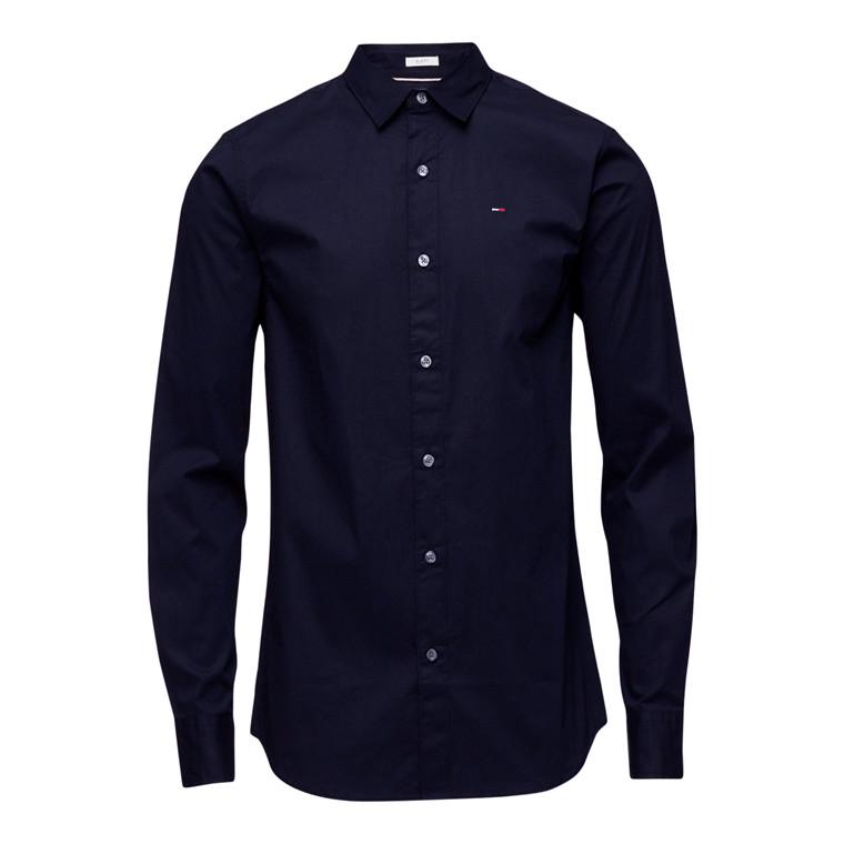 Tommy Jeans Tjm Original Stretch Skjorte