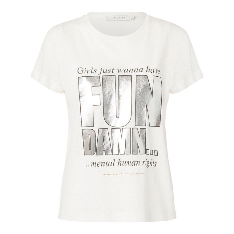 Munthe Swan T-shirt