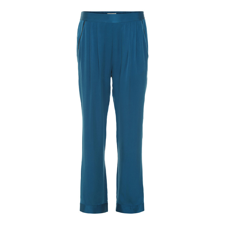 The Sophie Long Pants Silkebukser