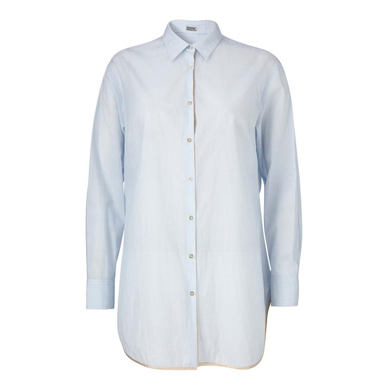 Gustav Long Loose Skjorte