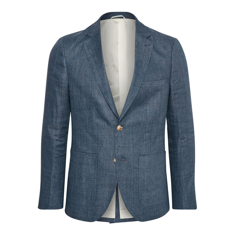 Matinique George Dove Blue Blazer