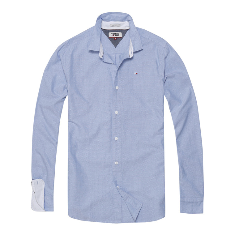 Tommy Jeans Detail Oxford Skjorte