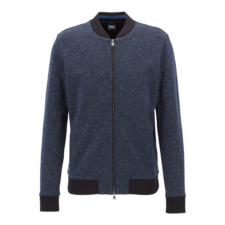 Hugo Boss Salea Zip Cardigan