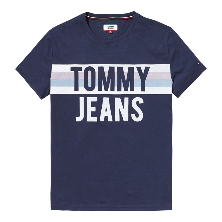 Tommy Jeans Color Block T-shirt