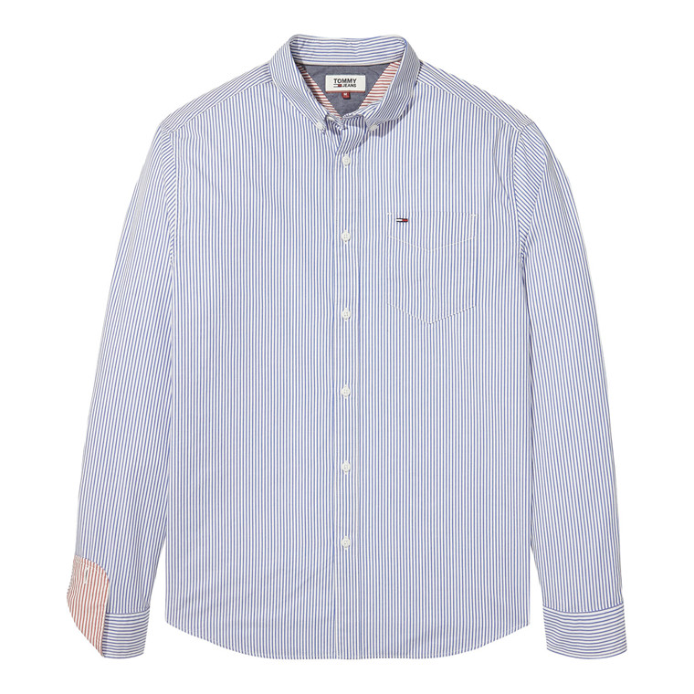 Tommy Jeans Classic Stripe Skjorte