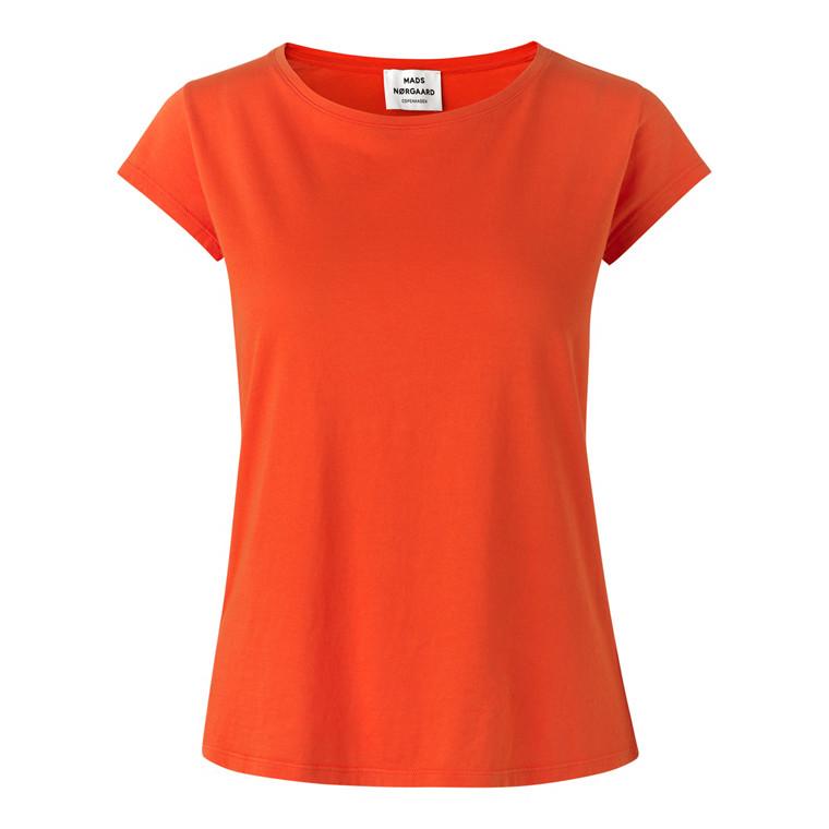 Mads Nørgaard Jersey dip Teasy T-shirt