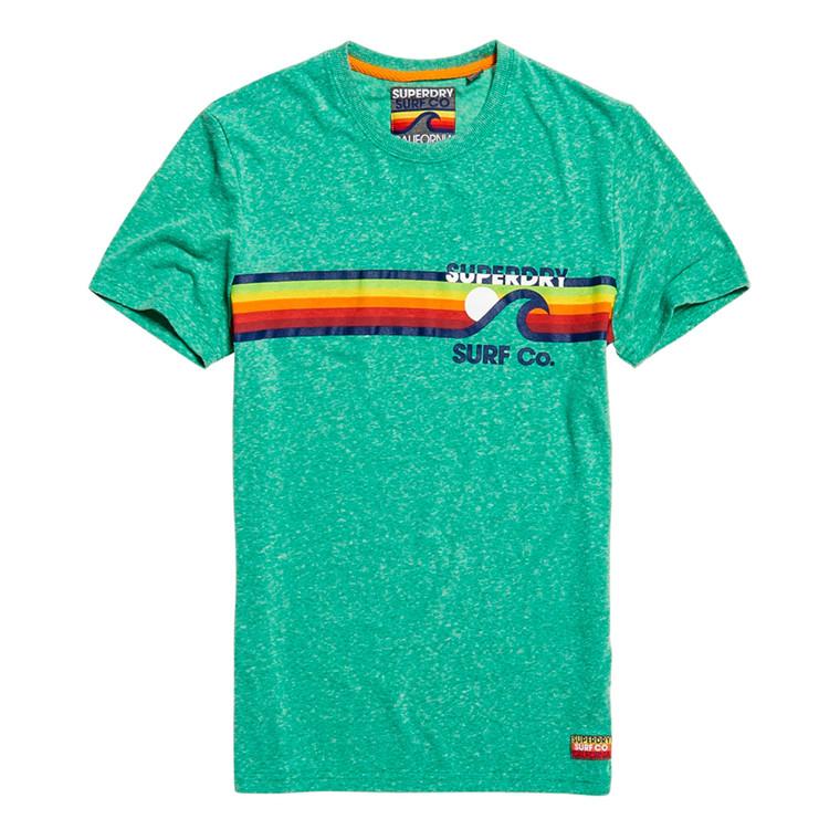 Superdry Surf Co Stripe T-shirt