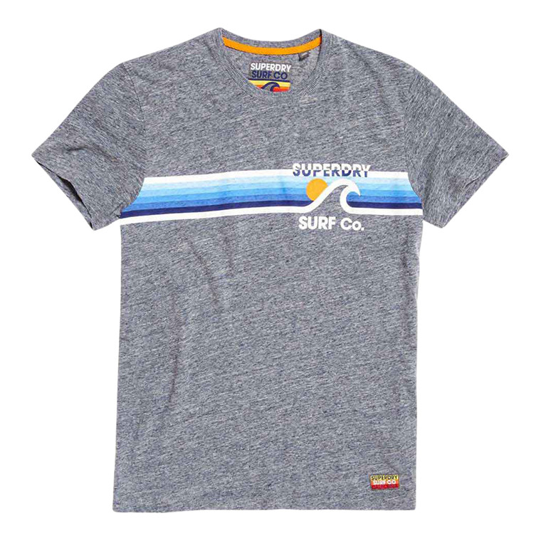 Superdry Surf Co Stripe T-shirt