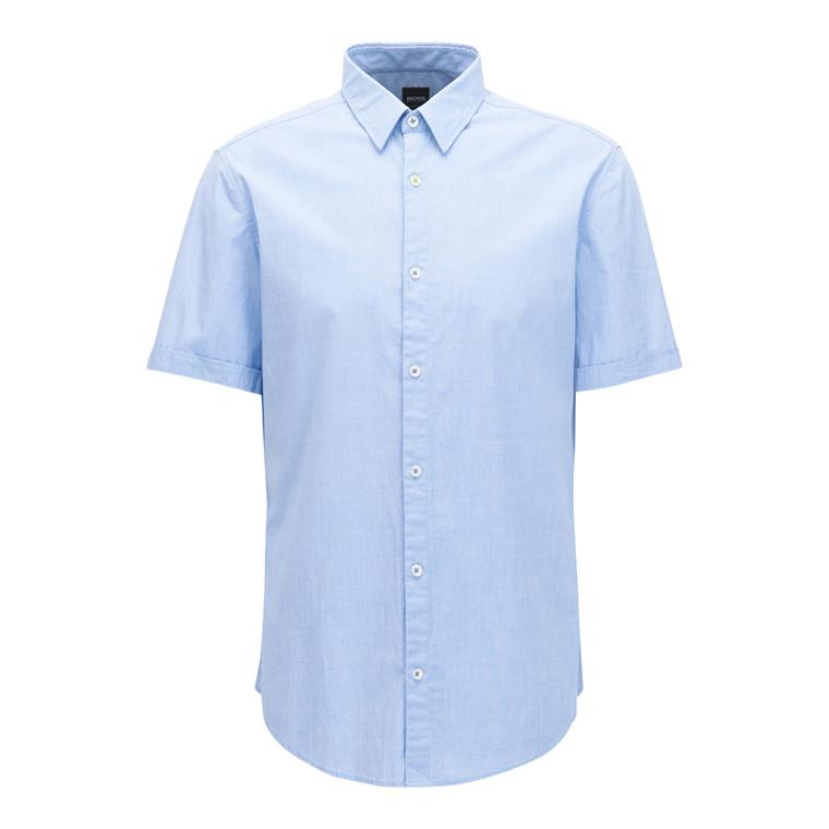 Boss Green Bowen-r Kortærmet Skjorte